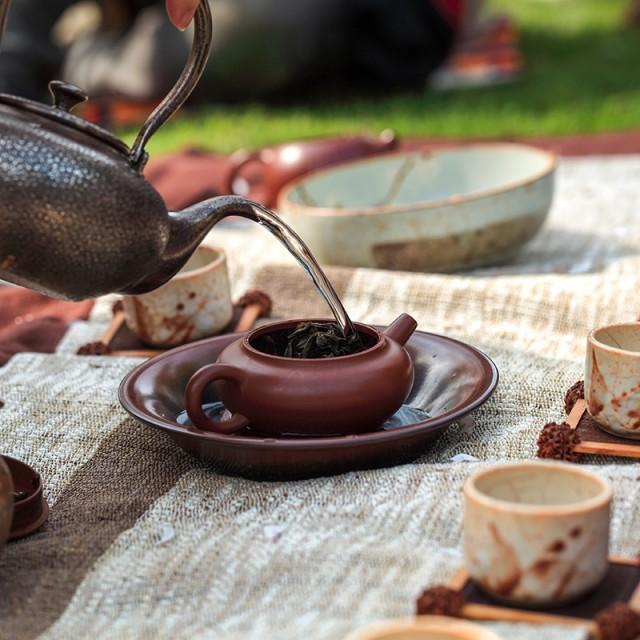 Elementos para ejecutar la Ceremonia del Té Shangri La Feng Shui
