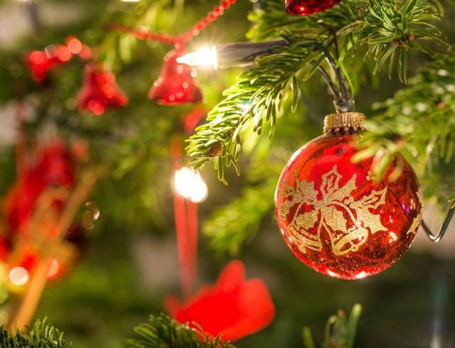 Decoración navideña inspirada en el Feng Shui
