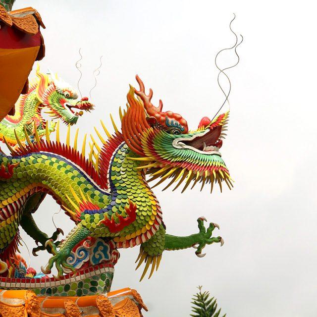 Dragón Shnagri La Feng Shui 辰